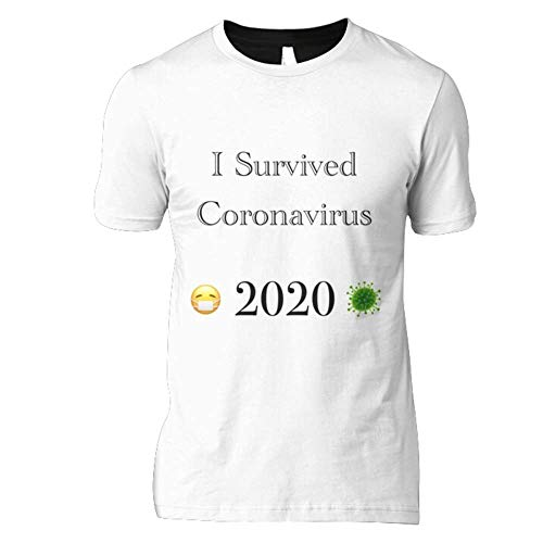 I Survived Córonavirus Classic T-Shirt Logo Cheap Tee Logo Love Shirt Gift T-Shirt Print On Demand Customize T-Shirt