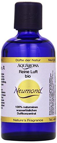 Neumond ätherisches Öl, Aquaroma Reine Luft bio, 100 ml, 1er Pack (1 x 100 ml)