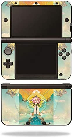 MightySkins Skin Compatible with Limited time sale Nintendo Dealing full price reduction 3DS XL 2012- Original