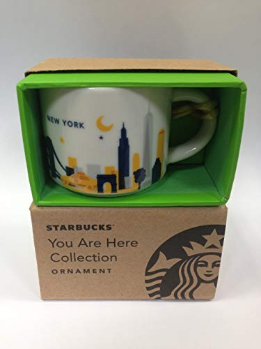 starbucks city mugs new york - 4