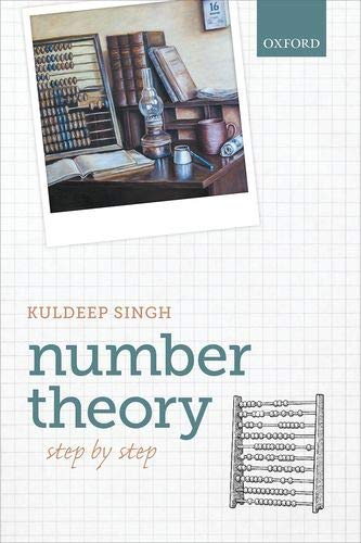 Number Theory: Step by Step