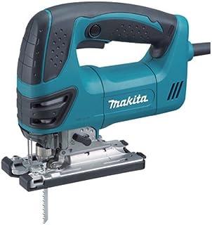 Makita Heavy Duty Jigsaw 390 Watts, Black And Blue [4300bv]