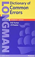 Longman Dictionary of Common Errors, 2nd Edition