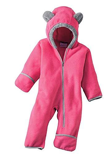 Columbia Baby Western Barlow Bunting (Pink(XN0123-612)/Grey, 3-6 Months)