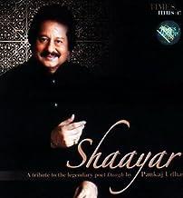 Shaayar (Hindi Ghazal / Indian Music CD) by Pankaj Udhas