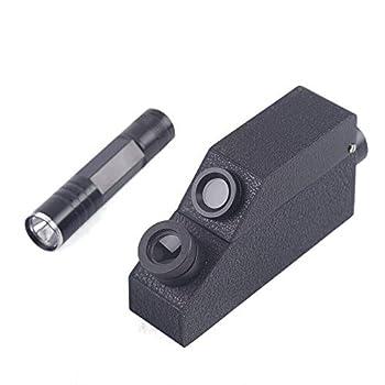 Gdrasuya10 Gemological Gemstone Gem Refractometer,Jewelry RHG181 1.30-1.81 RI Professional Gemstone ldentification Gem Refractometer