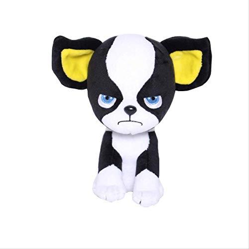 qwermz Peluche - 15cm Anime Jojos Bizarre Adventure Dog Iggy
