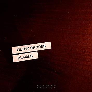 Blames