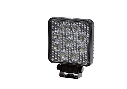 HELLA 1GA 357 114-002 Arbeitsscheinwerfer - Valuefit PS1000 - LED - 12V/24V - 1000lm - geschraubt - Nahfeldausleuchtung - 800mm - Stecker: offene Kabelende