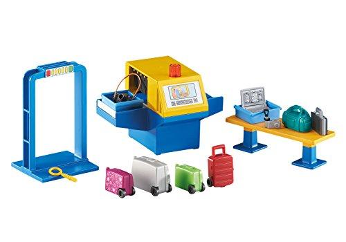 Playmobil 6500. Zona de control de equipajes del Aeropuerto