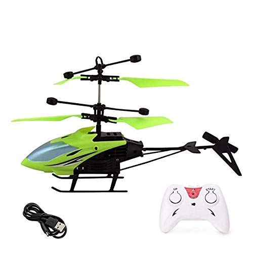 Ascetic gift gallery Exceed Helicopter Remote Control & Rechargeable Flying Unbreakable Helicopter Toys for Kids/Adults(Color: Multicolor)