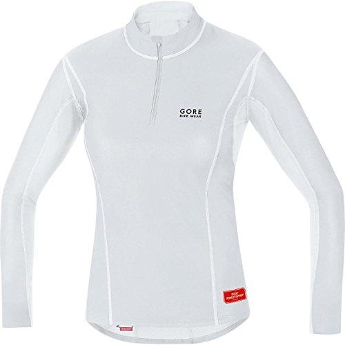 GORE BIKE WEAR Base Layer Windstopper Lady - Camiseta cuello de ciclismo...