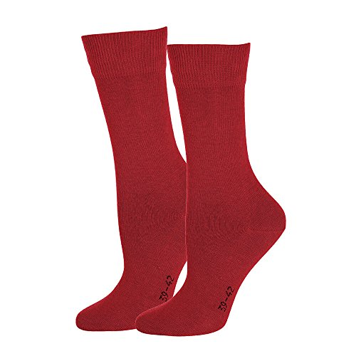 Safersox Business Socken Bordeaux, 43-46