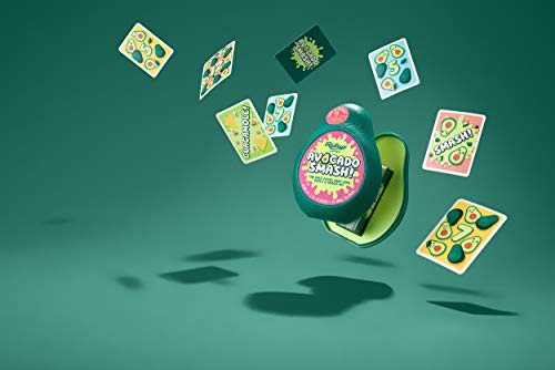 Ridley's | Avocado Smash | Fast Paced Family Card Game | Snap