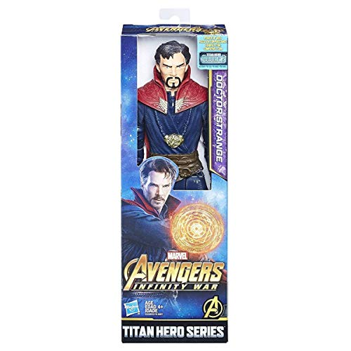 Hasbro E2220 2.Wahl - Avengers Infinity War - Doctor Strange Sound FX Puppe