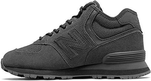 New Balance Sneaker Damen WH574BG Schwarz Black, Schuhgröße:40