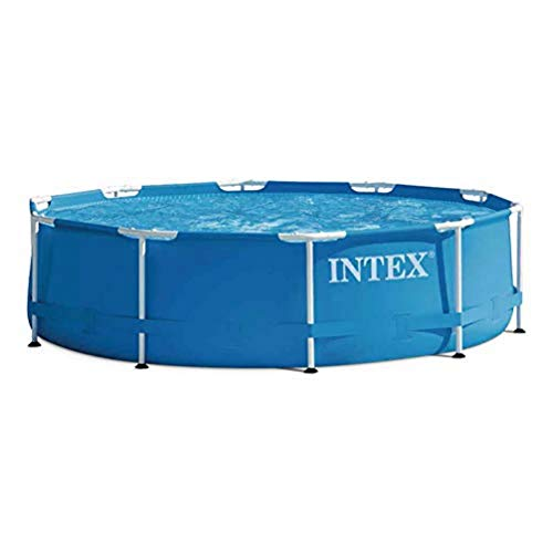 INTEX Kit piscinette Metal Frame ronde 3,05 x 0,76 m