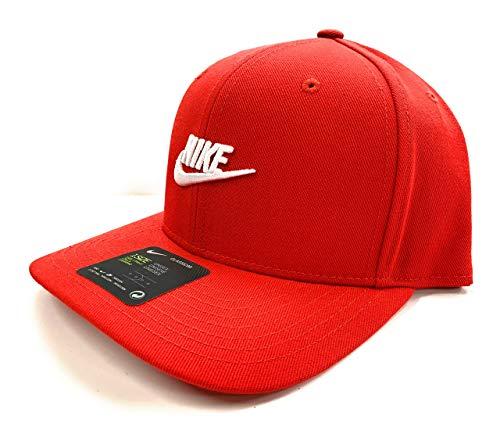 Nike Unisex NSW Classic 99 Cap Futura Snapback Unisex Size ONE University Red