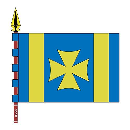 magFlags Bandera Large Esgos Ourense | Esgos, Ourense | 1.35m² | 120x120cm