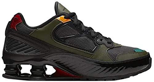 Nike Damen Shox Enigma 9000 Sneaker Schwarz 37,5
