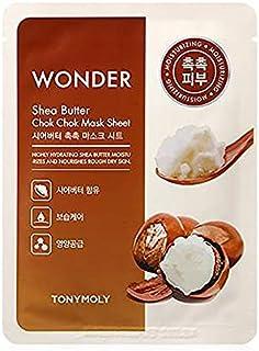 Tonymoly Wonder Shea Butter Chok Chok Mask, 20g
