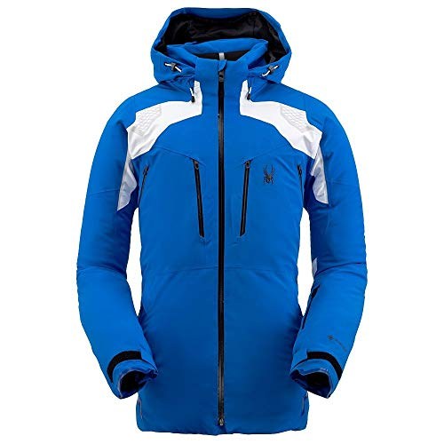 Spyder Mens Pinnacle GTX Skijacke (Old-Glory), XXL