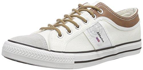 Nebulus T455 - Sneaker Colorado (Model: Q2551 - Damen, weiß; Größe: 42)