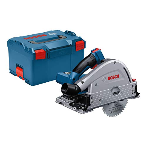 Bosch PROFACTOR GKT18V-20GCL 18V Cordless 5-1/2 In. Track Saw with BiTurbo Brushless Technology and Plunge Action, Battery Not Included