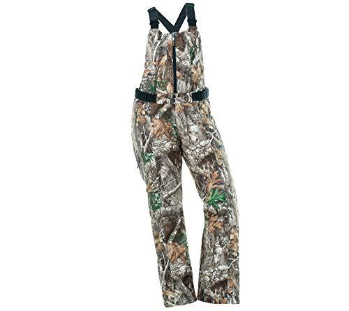DSG Outerwear Women's Hunting Kylie 3.0 Drop-Seat Bib (Realtree Edge, Small)