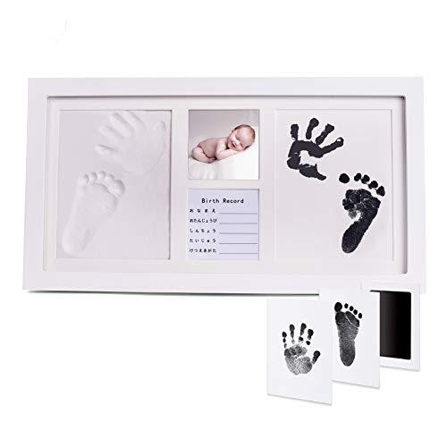 Tomoneed 赤ちゃん 手形 足形 フォトフレー