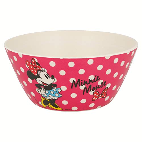CUENCO BAMBU CONICO MINNIE MOUSE - DISNEY - GLAM DOTS