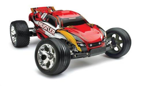 Traxxas RTR Rustler RC Car