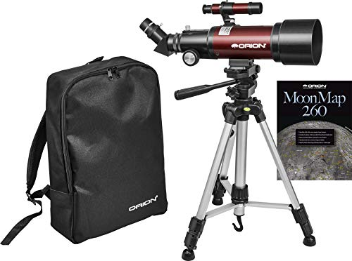 Orion GoScope III 70 mm telescopio Refractor Viajes