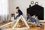 Triangolo pikler, triangolo a gradini, scala rampicante per bambino, triangolo per bambini...