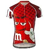 Maillot Ciclismo Hombres Ropa de Ciclismo Ciclistas Jersey Divertido Ropa Bicicleta Camiseta Manga Corta para Bicicleta Verano MTB Shirt
