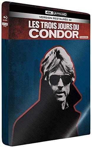 Les 3 jours du condor [Francia] [Blu-ray]