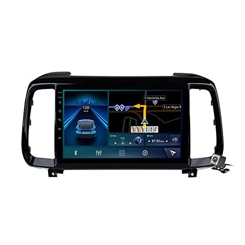 CIVDW Android 11 sistema de navegación GPS para Hyundai Tucson 2 LM IX35 2018 unidad principal soporta salida RCA completa 5G WiFi control del volante BT incorporado Carplay auto
