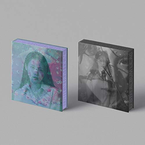 IU - Lilac (Vol.5) Album+Folded Poster+Extra Photocards Set (HILAC ver.)