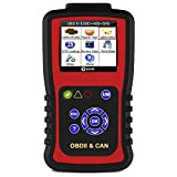 Best Auto Code Scanners - KZYEE KC501 Professional SRS Airbag Code Reader ABS Review