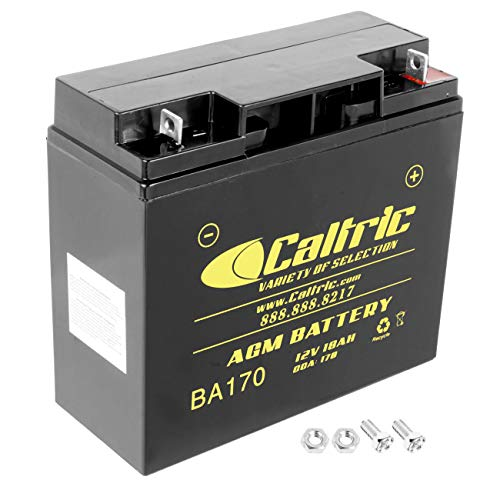 Caltric compatible with Agm Battery Bmw R1100Rt R1100 Rt 1995 1996 1997 1998 1999 2000 2001 2002