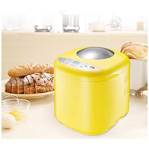 Bread Machine Multifunction Household Automatic Bookable Keep Warm Yogurt Cake Maker 13 Hours Delay Time Gluten Free Whole Wheat