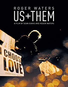 Roger Waters Blue ray Us + Them