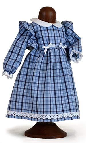 Käthe Kruse Puppenkleidung für das 47 cm große Hampelchen Modell Zeitloses Kleid, Nr. 47950