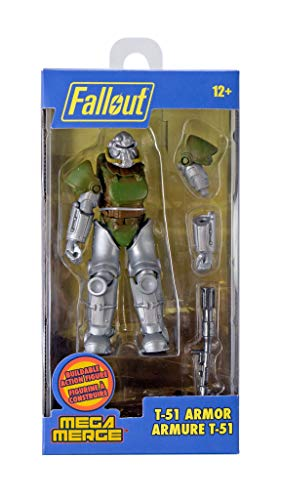 Fallout Mega Merge Series 1 - T-51 Armor