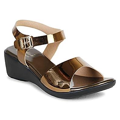 LADOO'S Women Sandal Comfortable/Lite weight/Fancy Party Wear Sandal