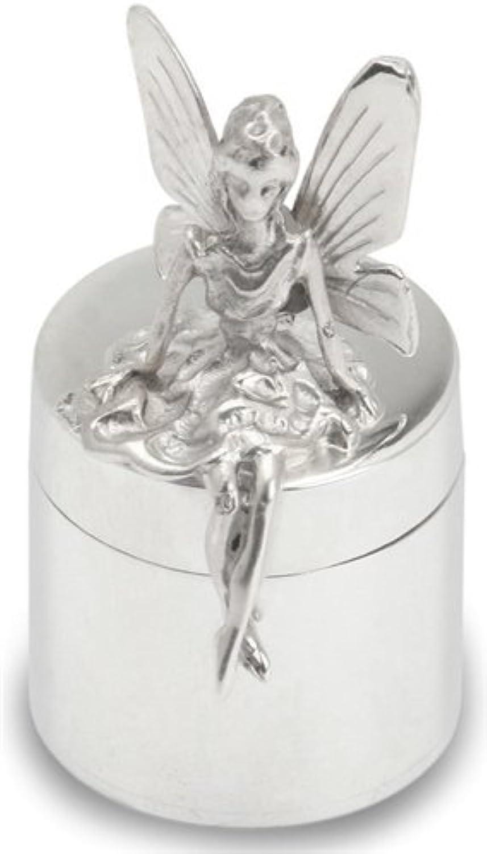 Krysaliis Sterling Silver Box, Tooth Fairy