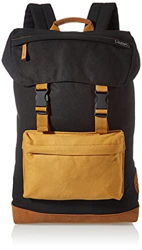 Superdry TOPLOADER Backpack, Sac à Dos Homme, Washed Black, Taille Unique