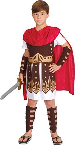 amscan - Disfraz de gladiador romano para niños