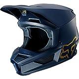 Helmet Fox V-1 Se Navy/Gold L