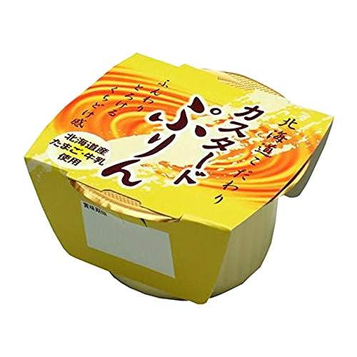 北海道こだわりぷりん(カスタードプリン) 105g×24個